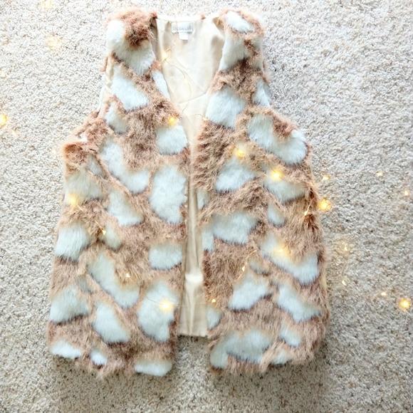 Decree Jackets & Blazers - Faux Fur Vest